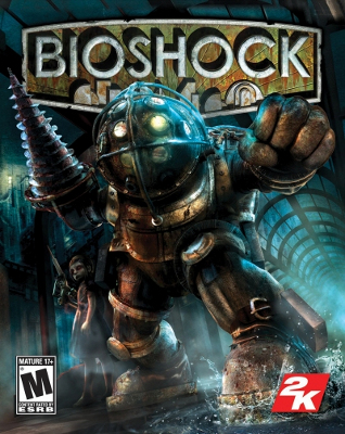 bioshock cover photo