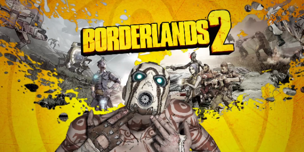 borderlands 2 cover photo
