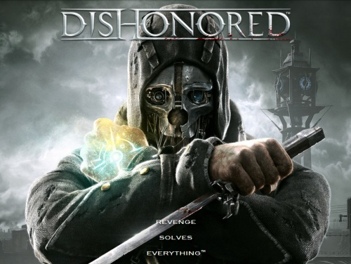 dishonored cover photo