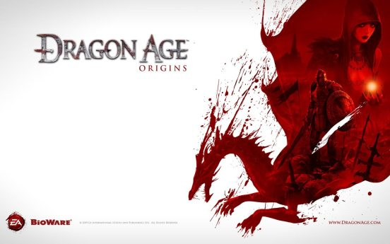 dragon age origins cover photo